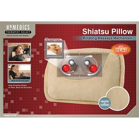 Homedics Pillow Box